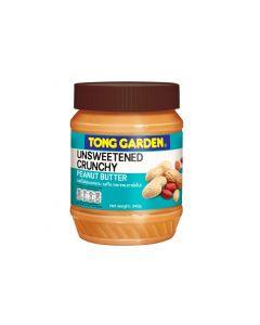 unsweetened crunchy peanut butter