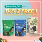 NOi Crispy Seaweed 40g bundle (UP: RM21.00)